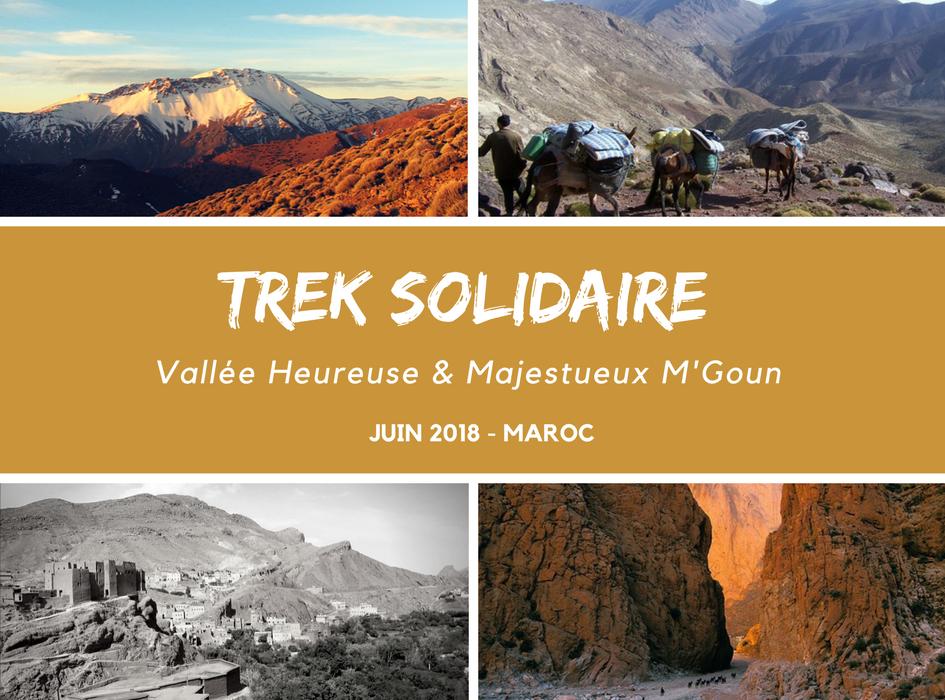 Trek Maroc